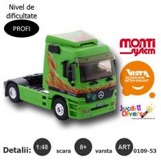 Macheta auto - Cap tractor TIR - Mercedes Actros L - MS 53