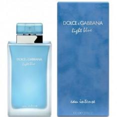 Dolce & Gabbana Light Blue Eau Intense Eau de Parfum pentru femei 100 ml - Parfum femeie Dolce & Gabbana, Apa de parfum