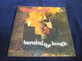 Che & Ray - Burning The Boogie _ vinyl,LP _ EMI (Elvetia), VINIL, emi records