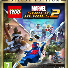 Joc consola Warner Bros Entertainment LEGO MARVEL SUPER HEROES 2 DELUXE EDITION XBOX ONE - Jocuri Xbox