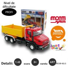 Macheta auto - Camion Scania - MS 62.1