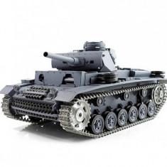 Tanc cu telecomanda si fum Panzer III - Vehicul