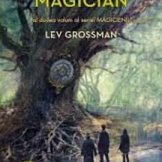 Lev grossman regele magician