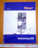 REVISTA TRENULET ELECTRIC - CATALOG ROCO 2009