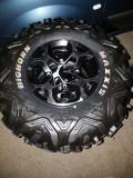 Set 4 roti 12 inch ATV BRP Outlander