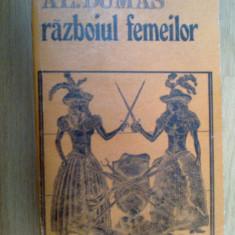 z2 Razboiul Femeilor - Al. Dumas