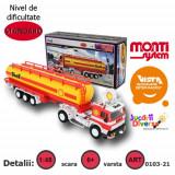 Macheta auto - Cisterna Shell Liaz Special Turbo - MS 21