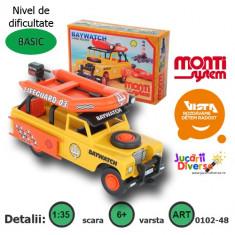 Macheta auto - Land Rover - Baywatch - MS 48