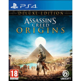 Assassin S Creed Origins Deluxe Edition Ps4, Ubisoft