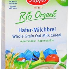 Topfer cereale bio ovaz mar vanilie cu lapte de la 6 luni - Cereale copii