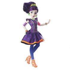 Jucarie fetite papusa Descendentii Mal Neon Lights Hasbro