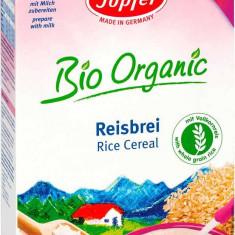 Cereale bebelusi Topfer Bio Orez integral, fara lapte, de la 4 luni - Cereale copii