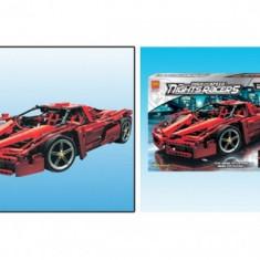Joc de construit - Masina de curse Nights Racers - 1359 piese