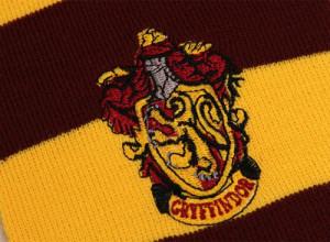 Fular cu Tema Harry Potter - GRYFFINDOR