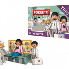 Doctor, asistenta si pacient - Pokeeto Trio