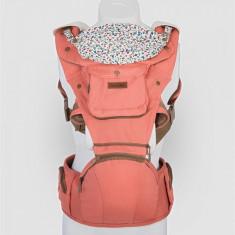 Port bebe Coccolle Cara, roz - Ham bebelusi DHS