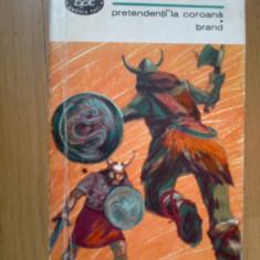 D2 Pretendentii La Coroana. Brand - Ibsen - Carte Teatru