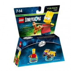 Lego Dimensions The Simpsons Bart Fun Pack