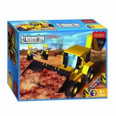 Set constructie - Excavator - COGO - 330 piese