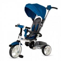 Tricicleta Coccolle Urbio pliabila albastru - Tricicleta copii DHS
