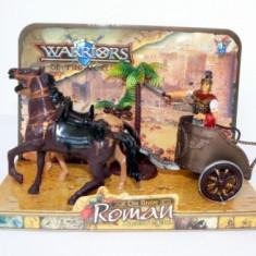 Car de lupta cu soldat roman
