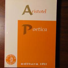 Poetica - Aristotel (1998) - Filosofie