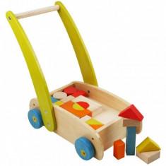 Antemergator din lemn Happy Steps Baby Mix - Premergator