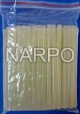 Set Bara baton silicon transparent 1kg 11mm 57 buc