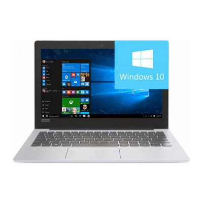 Laptop Lenovo IdeaPad 120S-11IAP 11.6 inch HD Intel Pentium N3350 2 DDR4 32GB eMMC Win 10 White foto