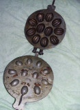 Forma tip matrita pentru prajituri traditionale,forma nuci,transport GRATUIT