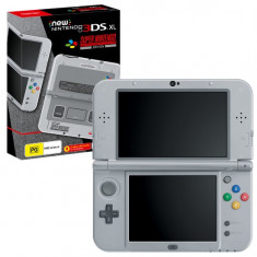 Consola New Nintendo 3Ds Xl Snes Limited Edition