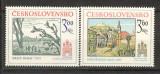 Cehoslovacia.1978 Motive istorice din Bratislava   KC.85, Nestampilat
