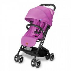 Carucior GB Qbit Posh, roz - Carucior copii Sport DHS
