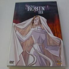 Robin III - dvd - Film animatie, Engleza