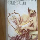 I Legendele Olimpului - Alexandru Mitru (contine Zeii si Eroii) - Carte mitologie