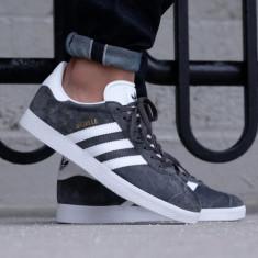 Adidasi Adidas Gazelle cod produs. bb5480 - Adidasi barbati, Marime: 39, 39 1/3, 40, Culoare: Din imagine, Piele naturala