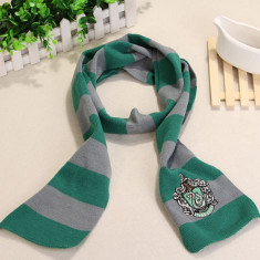 Fular cu Tema Harry Potter - SLYTHERIN