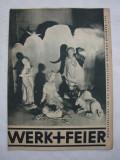 Revista germana din anul 1935 Werk + Feier (3)