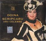 Doina Scripcaru Arii celebre, CD, electrecord