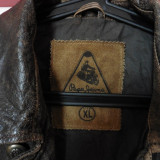 Geaca din piele de capra Pepe Jeans (noua) -barbati, XL, Coniac, Urban Outfitters