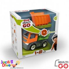 Basculanta Pokeeto MULTIGO 1+2 - Vehicul