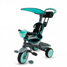 Tricicleta DHS Enjoy Plus verde - Tricicleta copii