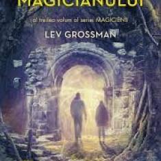 Lev grossman taramul magicianului