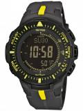 Ceas barbatesc Casio Pro Trek PRG-300-1A9ER, Sport