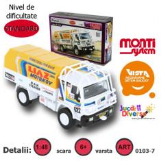 Macheta auto - Liaz - Dakar - MS 07