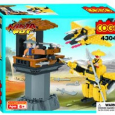 Set constructie - Dragon Ninja Bot - COGO - 160 piese