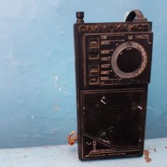 Radio vechi olimpic 402 - Aparat radio, 0-40 W