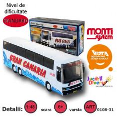 Macheta auto - Autocar Gran Canaria Setra - MS 31
