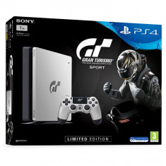 Consola Sony Playstation 4 Slim 1 Tb Limited Edition + Gran Turismo Sport
