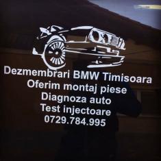 Piese Bmw - Dezmembrari BMW